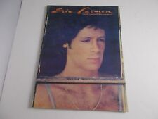 *  ERIC  CARMEN-GOATS AGAINST THE CURRENT SONGBOOK---vintage