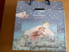 The Snowman 45 Piece Jigsaw Puzzle Aged 3+ Raymond Briggs
