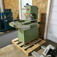 Visual 4 Station Rotary Heat Sealer Blister Packaging Machine
