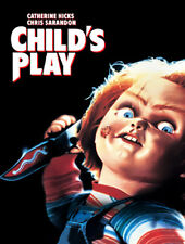 Child's Play Horror Movie High Quality Metal Fridge Magnet 3x4 9946