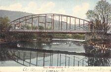 River Bridge, Oneonta, N.Y.