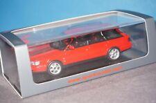 RF27] Audi S6 Avant 1994 Red 1:43 Model S4883 SPARK MODEL OVP