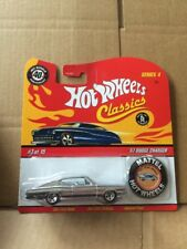 HOT WHEELS DIECAST - Hot Wheels Classics With Button - '67 Dodge Charger 3 Of 15
