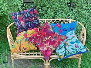 Frida Kahlo Cotton Velvet Cushion Cover Throw Pillowcase Home Sofa Bed Car Déco