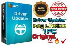 Avg Driver Updater 2020 🔥 LifeTime 🔥 1 PC 🔥 License Key Original 🔥 💯✅
