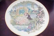 "Lenox Collector Plate ""La Traviata"" 10 1/2"" diam[12]"