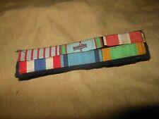 MEDAILLE PLACARD DE RAPPEL WW2 INDOCHINE INDO