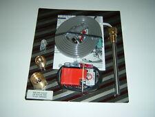 Hybrid Hott Rod Lightning Rod RV water heater electric conversion kit 110 volt