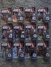 """Star Wars The Force Awakens 12 Lot Action Figure Lot 3.75"""" inch Rey Kylo H2F"""
