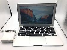 "Apple MacBook Air A1465 11"" Laptop 1.6Ghz/8GB/128GB SSD-MJVM2LL/A Early 2015"