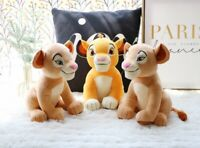 Lion King Simba Plush Toys Mufasa nala Stuffed children's Kids Gift Toy Doll