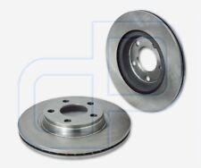 UAT Power Disc Disques De Frein 312 mm ventilée naturellement Essieu avant pour Audi