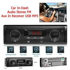 Autoradio Player 1 DIN Auto Radio LED USB Stereo MP3/FM Player + Fernbedienung