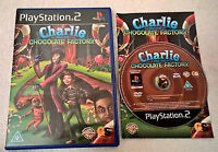 Charlie and the Chocolate Factory (Sony PlayStation 2, 2005) - Complete - PS2