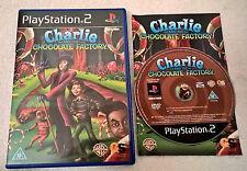 La fabbrica di cioccolato (Sony PlayStation 2, 2005) - COMPLETO-PS2