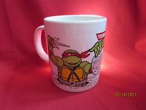 Teenage Mutant Ninja Turtles Hero City Sewer Mug Pre-Owned