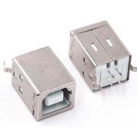 USB Typ-B Buchse 4 Polig Gerade Anschluss Drucker Dymo DIY Reparatur Rode Nt-Usb