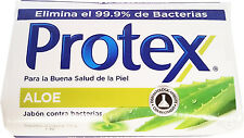 Protex Aloe Soap 3.75 oz - Jabon de Savila (Pack of 1)