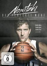DVD * NOWITZKI - DER PERFEKTE WURF # NEU OVP %