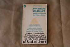 Protest and Discontent Bernard Crick and William A. Robson - Pelican Books