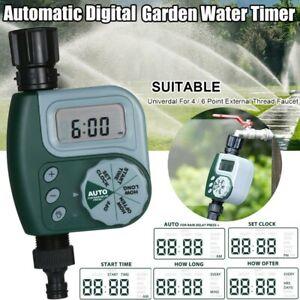 starnearby Bewässerungsuhr Automatische Bewässerungsuhr WasserTimer,Zeitmes