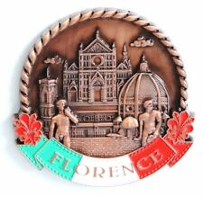 Unique Style Metal Fridge Magnet Home Decor Holiday Souvenir Gift from Florence