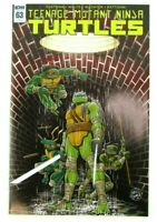 Teenage Mutant Ninja Turtles #63 RI Variant 2011 Series IDW Comic Book TMNT