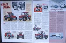 Sammeln SCHLÜTER PROFI GIGANT Traktor, Trecker, Schlepper...ein Modellbericht