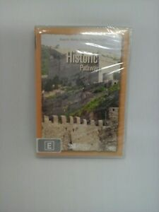 READERS DIGEST HISTORIC PATHWAYS ITALY ,THE ANDES ,FRANCES DVD NEW