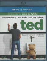BLU-RAY TED                                                           PRECINTADO