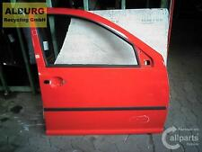 Tür vorne rechts manuell Rot LP3G; Golf IV 4 , 4-Türer Limousine