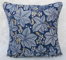 William Morris London Blue Cushion Covers Decorative Cushions