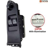 Master Power Window Switch For Ford FG FGX FG-X Falcon Ute XR6 XR8 Front Right