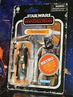 """Star Wars The Retro Collection The Mandalorian 3.75"""" Action Figure. Brand New"""