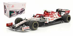 Spark 18S569 Alfa Romeo C39 #99 Turkish GP 2020 - Antonio Giovinazzi 1/18 Scale