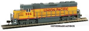 N Scale UNION PACIFIC DCC & SOUND EQUIPPED GP40 Locomotive BACHMANN New 66351