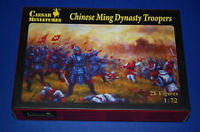 Caesar Miniatures  032 - Chinese Ming Dynasty Troopers   scala 1/72