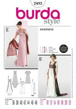 Burda Nähmuster Damen Josphine Kostüm Grö�Ÿen 10 - 22 2493