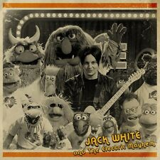 "Jack White & Electric Mayhem ""You Are the Sunshine of My Life"" Muppets (BLACK)"