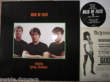 HALO OF FLIES - Singles Going Nowhere  LP AMPHETAMINE REPTILE - ARR 5 / 63