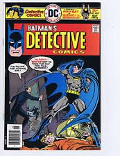 Detective Comics # 459 DC Pub 1976