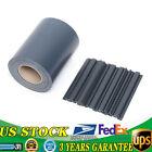 35 m Privacy Fence Screen Black Windscreen Shade Cover PVC Garden Tarp US