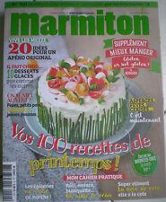 MARMITON N° 29 Magazine cuisine