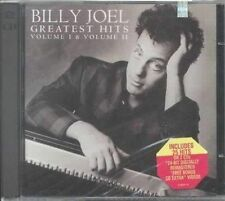 Greatest Hits, Vols. 1-2 (1973-1985) [Remaster] by Billy Joel (CD, Oct-1998, 2 Discs, Columbia (USA))