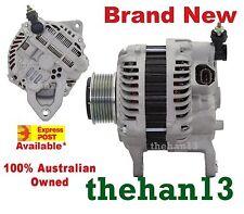 New Alternator For Spanish & Thia Built Nissan Navara D40 2.5L   Engine   140A