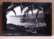 Rapallo - panorama [grande, b/n, viaggiata]