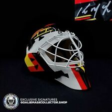 "Kirk Mclean Signed Autographed Goalie Mask Vancouver ""94 Finals"" Inscription"