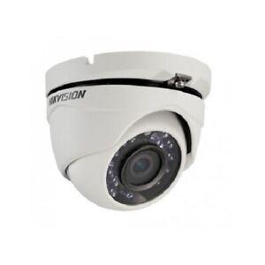 HIKVISION Full HD 1080p INDOOR/OUTDOOR IP66 TURRET CAMERA CCTV 20M IR RANGE