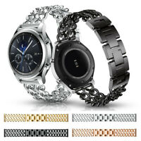 Stainless Steel Watch Strap Band For Samsung Galaxy  Gear S3 Classic Frontier