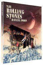 THE ROLLING STONES - HAVANA MOON (LIMITED DVD+BLU RAY+2CD SET) NEU